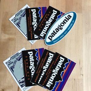 Patagonia Sticker Packs